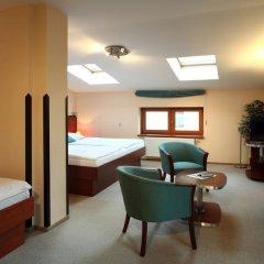 Отель Palace Plzen 3* Номер Делюкс фото 8