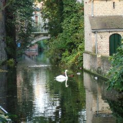 Отель Holiday Home Cozy House On The Canal фото 3