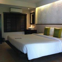 Отель Sarikantang Resort And Spa 3* Стандартный номер с различными типами кроватей фото 19