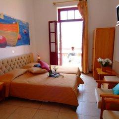 Kiniras Traditional Hotel & Restaurant 3* Стандартный номер с различными типами кроватей фото 3
