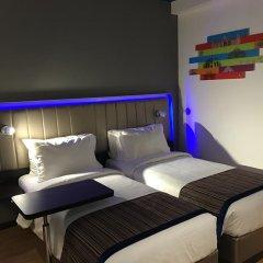 Отель Park Inn by Radisson New Delhi Lajpat Nagar Индия, Нью-Дели - отзывы, цены и фото номеров - забронировать отель Park Inn by Radisson New Delhi Lajpat Nagar онлайн комната для гостей фото 4