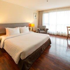 Отель Bandara Suites Silom Bangkok 4* Номер Делюкс с различными типами кроватей