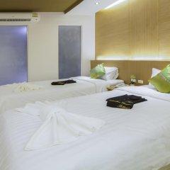 Отель Hamilton Grand Residence 3* Представительский люкс с различными типами кроватей фото 9