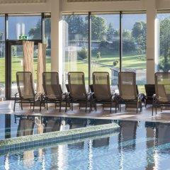 Отель Narzissen Vital Resort Bad Aussee бассейн
