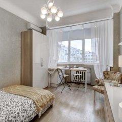 Апартаменты на Бронной Апартаменты разные типы кроватей фото 43