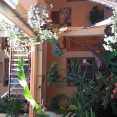 Отель Mary's Hotel Гондурас, Копан-Руинас - отзывы, цены и фото номеров - забронировать отель Mary's Hotel онлайн интерьер отеля фото 3