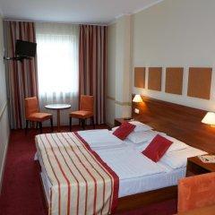 Hotel City Inn 4* Стандартный номер с различными типами кроватей фото 3