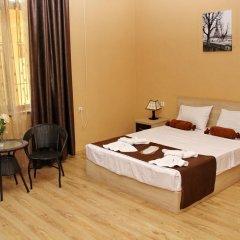 Отель Nitsa Стандартный семейный номер с двуспальной кроватью фото 9