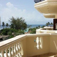 Отель Villa Florencia Доминикана, Бока Чика - отзывы, цены и фото номеров - забронировать отель Villa Florencia онлайн балкон