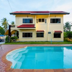 Отель Yellow Villa With Pool in Rawai бассейн фото 2