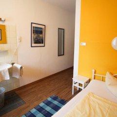 Отель Pension/Guesthouse am Hauptbahnhof Стандартный номер с различными типами кроватей фото 5