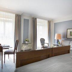 VICTORIA-JUNGFRAU Grand Hotel & Spa 5* Люкс повышенной комфортности с различными типами кроватей