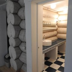Гостиница Эко-парк Времена года Стандартный номер разные типы кроватей фото 12