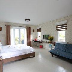 Отель Rock Villa 3* Улучшенный номер с различными типами кроватей фото 17