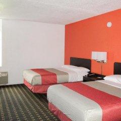 Отель Motel 6 Vicksburg, MS 2* Стандартный номер с различными типами кроватей