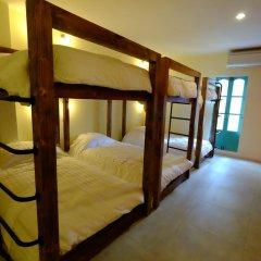 Хостел Siri Poshtel Bangkok Кровать в общем номере с двухъярусной кроватью фото 4