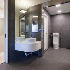 Отель Co-Op Residence Uljiro Сеул ванная