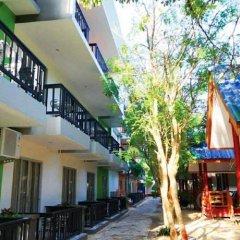 Отель Phi Phi Andaman Resort балкон