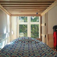 O2 Hostel Кровать в общем номере двухъярусные кровати фото 9