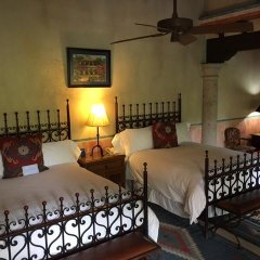 Отель Hacienda de Los Santos 4* Стандартный номер с 2 отдельными кроватями