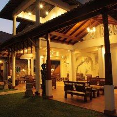 Отель Wunderbar Beach Club Hotel Шри-Ланка, Бентота - отзывы, цены и фото номеров - забронировать отель Wunderbar Beach Club Hotel онлайн питание фото 3