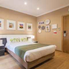 Отель Residencial Vila Nova 3* Улучшенный номер