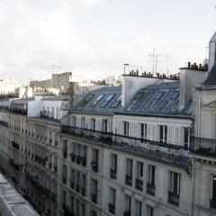 Отель Stunning&spacious Family Flat opera Saint lazare Франция, Париж - отзывы, цены и фото номеров - забронировать отель Stunning&spacious Family Flat opera Saint lazare онлайн балкон