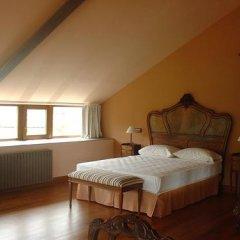 Отель Pazo de Galegos 2* Улучшенный номер с различными типами кроватей фото 5