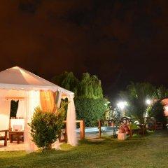 Отель Cabañas El Naranjo Сан-Рафаэль помещение для мероприятий