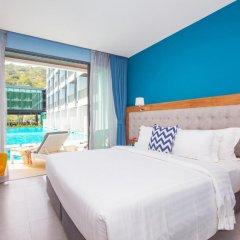 Отель BlueSotel Krabi Ao Nang Beach 4* Номер Делюкс с различными типами кроватей фото 3