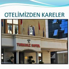 Turkuaz Hotel Стандартный номер фото 26