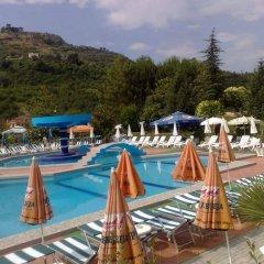 Отель Riza Hotel Албания, Тирана - отзывы, цены и фото номеров - забронировать отель Riza Hotel онлайн бассейн фото 2