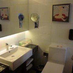 Отель Sun Town Hotspring Resort 4* Номер Делюкс с различными типами кроватей фото 2