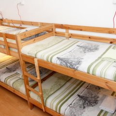 Хостел Trinity & Tours Кровать в женском общем номере с двухъярусной кроватью фото 6