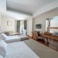 Отель Amara Prestige - All Inclusive 4* Люкс повышенной комфортности с двуспальной кроватью фото 4