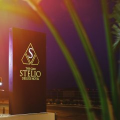 The Ciao Stelio Deluxe Hotel in Larnaca, Cyprus from 146$, photos, reviews - zenhotels.com pool