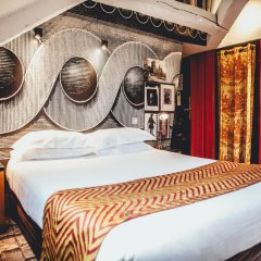 Отель Hôtel Le Notre Dame Saint Michel 3* Стандартный номер с различными типами кроватей фото 3
