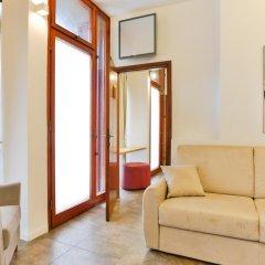 Отель MyFlorenceHoliday Santa Croce Апартаменты с различными типами кроватей фото 5