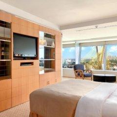 Отель Hilton Sao Paulo Morumbi 5* Представительский люкс с различными типами кроватей фото 4