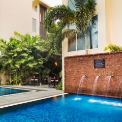 Hard Rock Hotel Goa бассейн фото 2