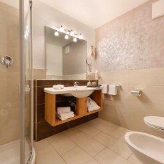 Отель Gattererhof Горнолыжный курорт Ортлер ванная