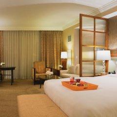 Отель The Signature at MGM Grand 4* Люкс повышенной комфортности с различными типами кроватей фото 9