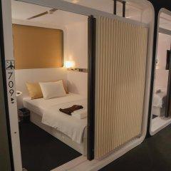 Отель First Cabin Tsukiji комната для гостей фото 3