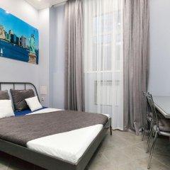 Мини-Отель Брусника Полежаевская Номер Комфорт с двуспальной кроватью фото 23