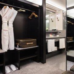 Отель Hassler Roma 5* Номер Делюкс с различными типами кроватей фото 7