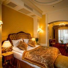 Отель Нобилис Львов комната для гостей фото 4