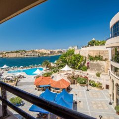 Grand Hotel Excelsior 5* Номер Делюкс фото 4