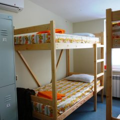 Хостел CENTRE Кровать в общем номере двухъярусные кровати фото 13