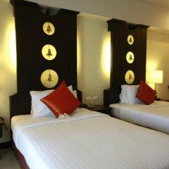 Golden Sea Pattaya Hotel 3* Улучшенный номер с различными типами кроватей фото 2