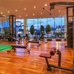 Zeynep Hotel фитнесс-зал